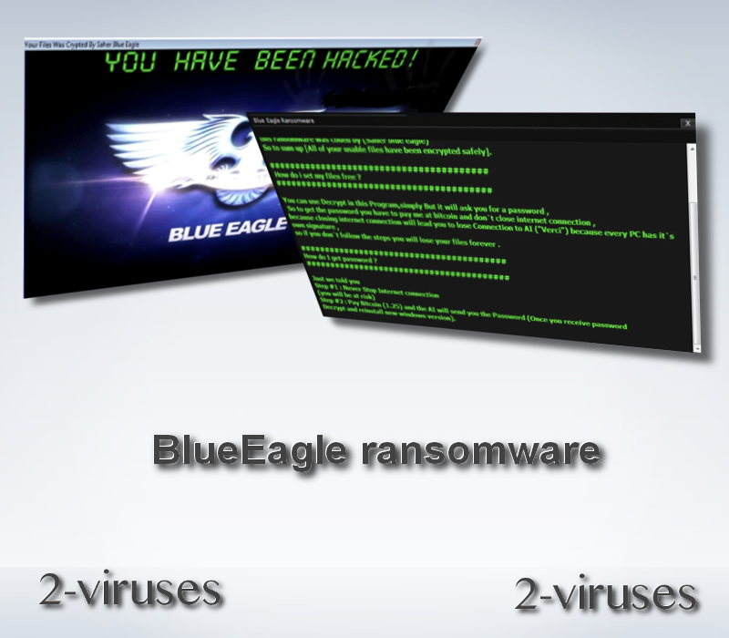 related image #1 from BlueEagle ransomware
