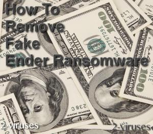 Ender Ransomware