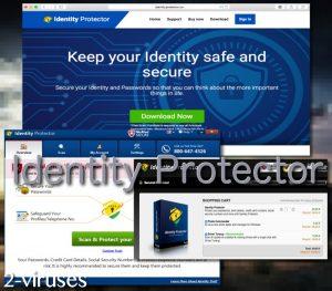 Identity Protector virus