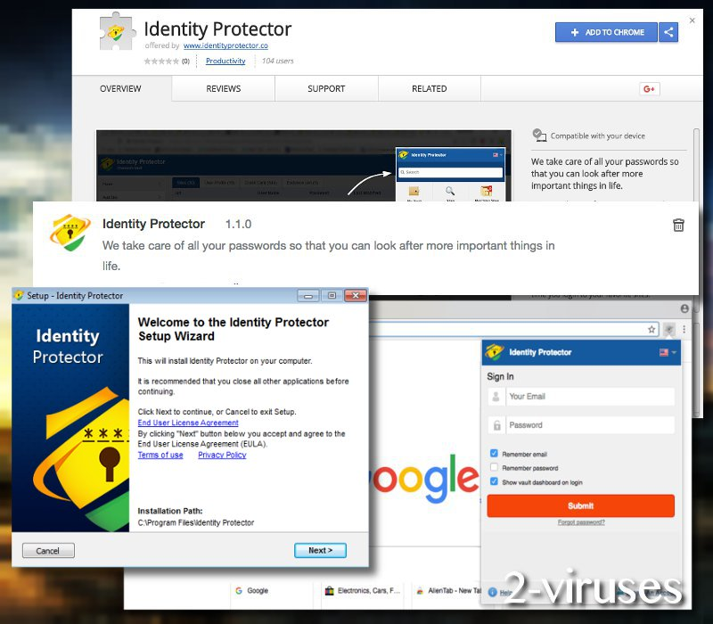 is reimage protector a virus