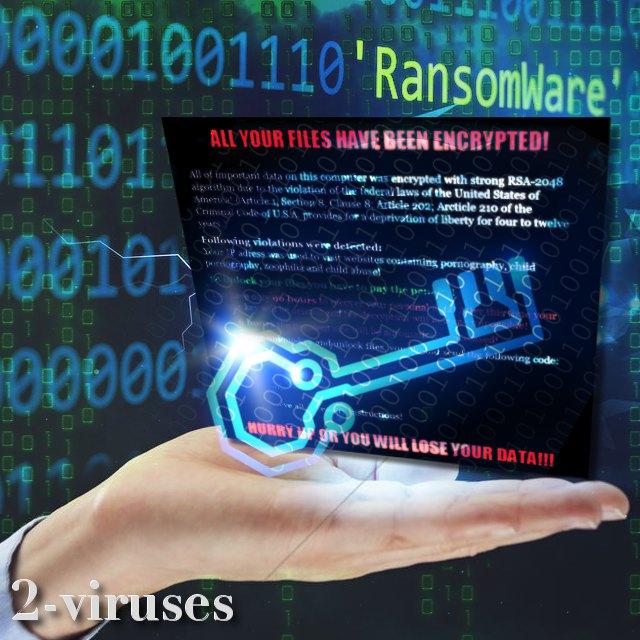 Matrix ransomware virus