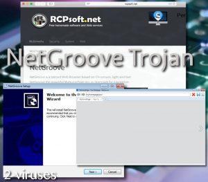 NetGroove Trojan