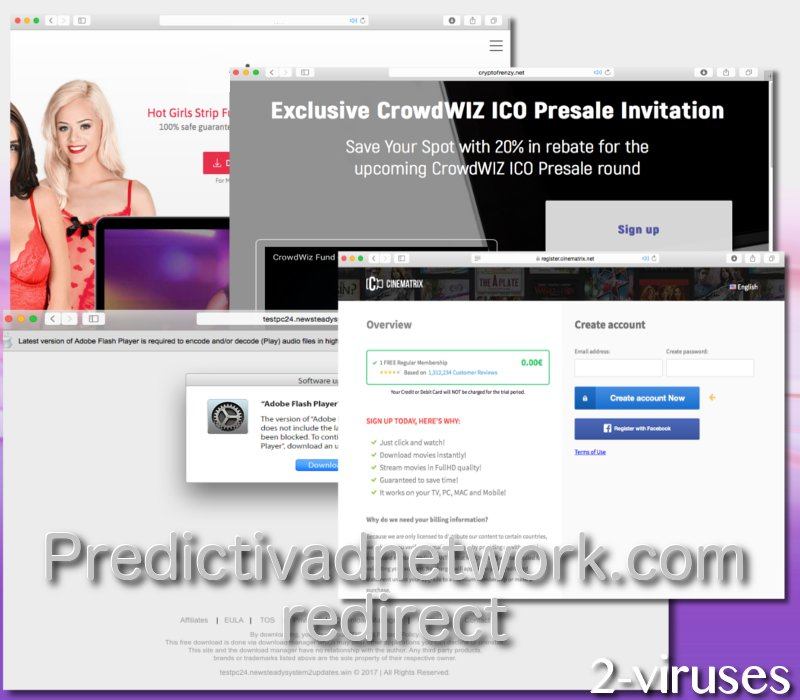 Predictivadnetwork.com redirect virus