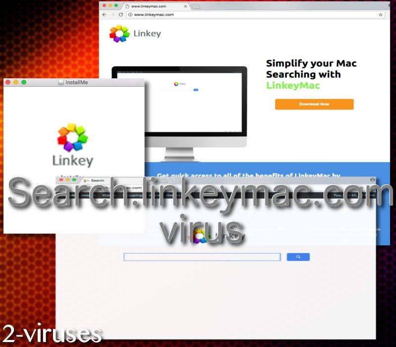 Search.linkeymac.com virus