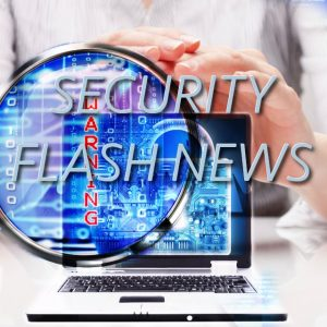 Security Flash News from 16th to 20th of October, 2017