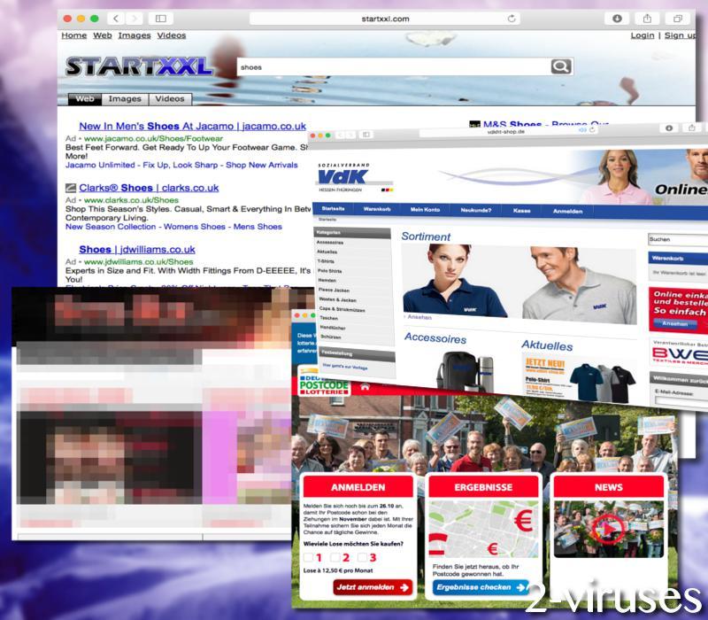 Startxxl.com hijacker