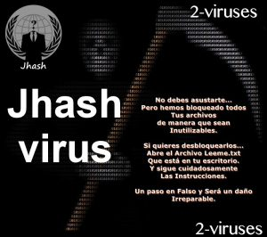 Jhash virus