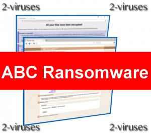 ABC ransomware virus