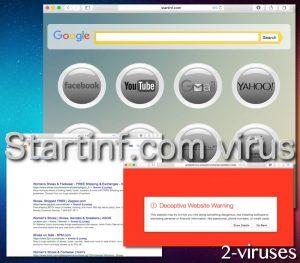 Startinf.com virus