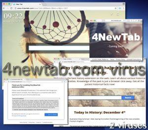 4newtab.com virus