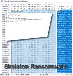 Skeleton Ransomware