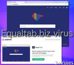 Equaltab.biz virus