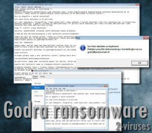 Godra ransomware