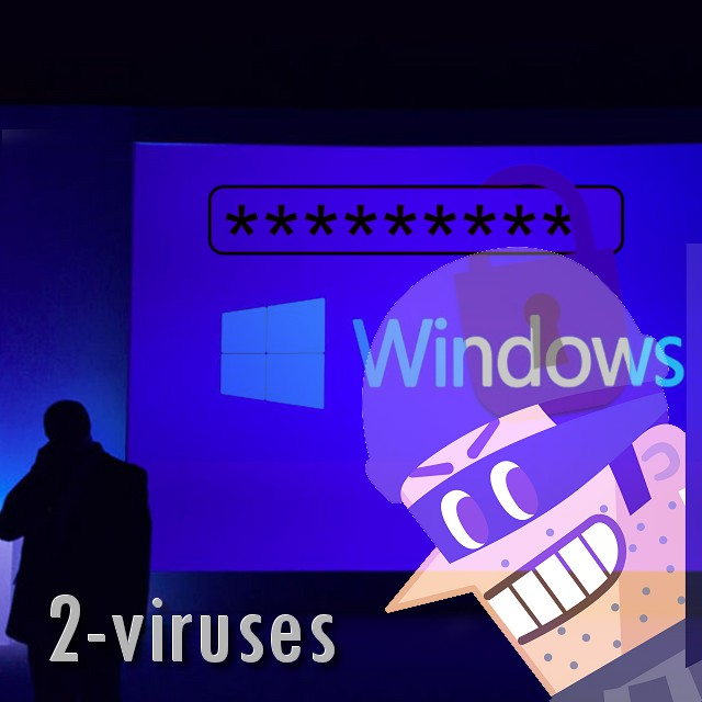 Warning: Windows 10 systems contain password-stealing