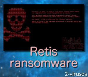 Retis ransomware