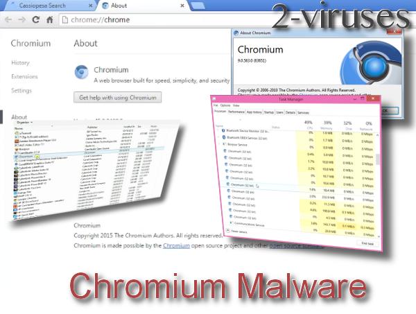 Chromium malware - How to remove - 2-viruses com