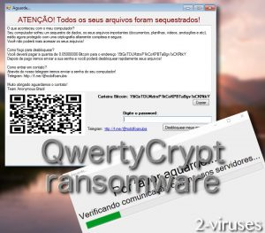 QwertyCrypt ransomware