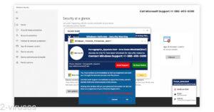 """""""Windows Firewall Warning Alert"""" Tech Scam"""