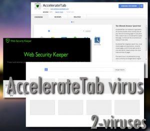 AccelerateTab virus