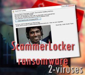 ScammerLocker ransomware