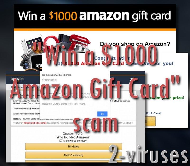 $1000 amazon gift card survey