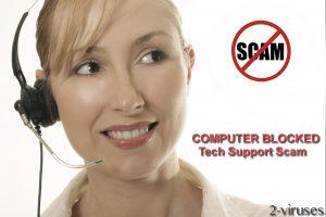 COMPUTER BLOCKED Scam