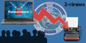 Multi-vector malware strikes in Alaskan borough: computers replaced by typewriters