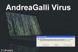 AndreaGalli Ransomware Virus