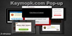 Kaymopk.com Pop-Up