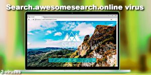 Search.awesomesearch.online virus