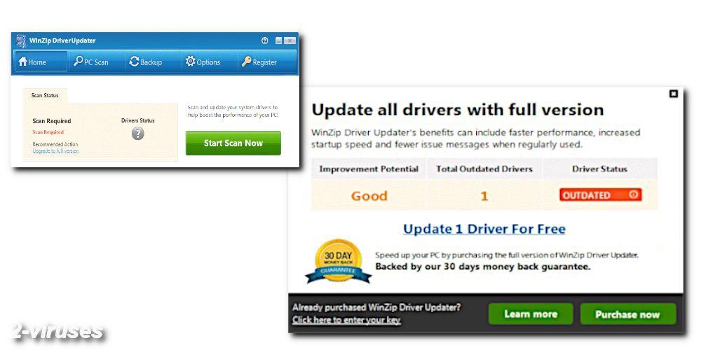 winzip driver updater registration key youtube