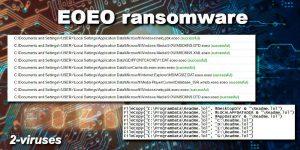 EOEO ransomware