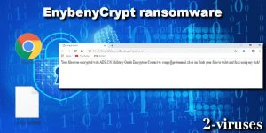 EnybenyCrypt ransomware