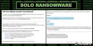 SOLO Ransomware