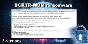 DCRTR-WDM virus