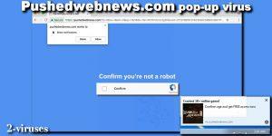 Pushedwebnews.com pop-up