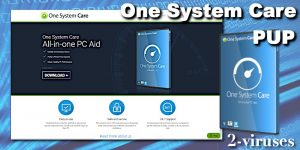 One System Care PUP