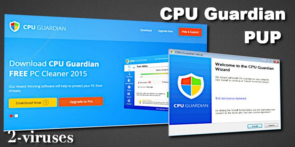 how to uninstall guardian antivirus in windows 10