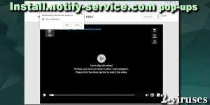 Install.notify-service.com pop-up