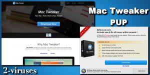 Mac Tweaker PUP