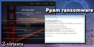 Ppam ransomware