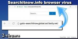 Searchitnow.info virus