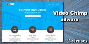 Video Chimp adware