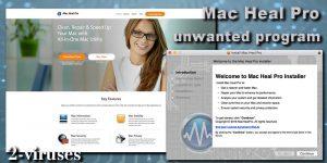 Mac Heal Pro virus