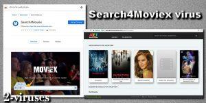Search4Moviex virus