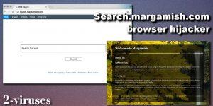 Search.margamish.com hijacker