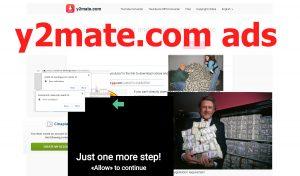 Y2mate.com ads