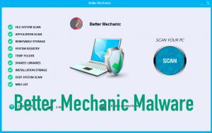 Better Mechanic Malware