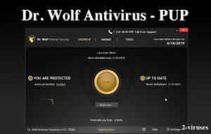 Dr. Wolf Antivirus